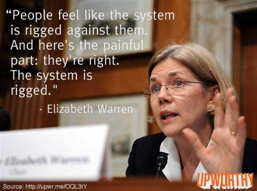 "Here is a woman politician who represents CHANGE FOR THE GOOD! ~ Elizabeth Warren - previous pinner: "" LOVE HER! #UniteBlue  WARREN 2016  FOR THE PEOPLE!!!!"""