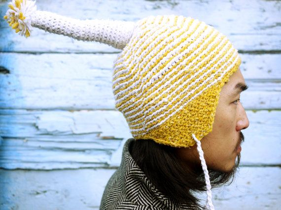 Lustige häkeln Hut. Partei-Hut. Boho Mütze. von BohemianMorocco