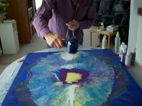 Artiste peintre intuitif visionnaire / Miky, VERY good ideas for older art students