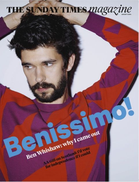 Looking forward to seeing his new film Lilting #BenWhishaw