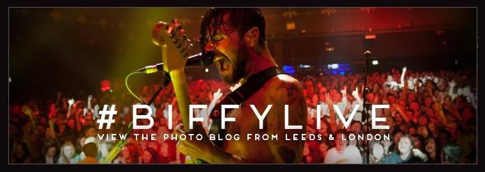 Biffy Clyro PhotoBlog
