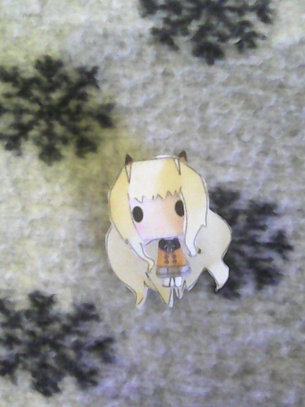 SeeU Chibi Papercraft by Smiley Ene☆