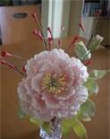 *COLD PORCELAIN ~ FlowersClay Sculpting, Cold Porcelain, Clay Polymer, Paper Mache, Porcelain Flower, Polymer Clay