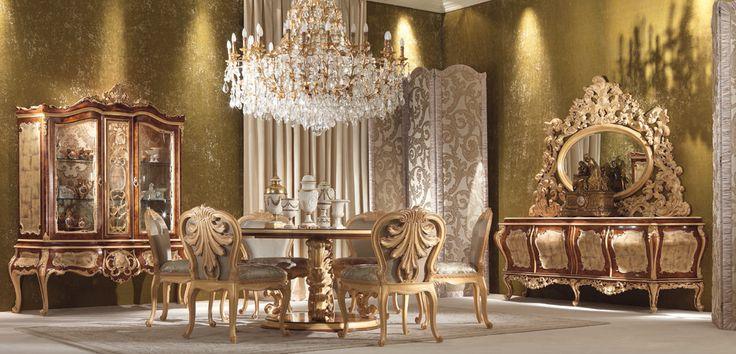Jumbo Collection: гостиные, столовые, спальни, кухни из Италии, кабинеты, мебель, освещение, зеркала, настенный декор от известного производителя из Италии по лучшим ценам на сайте selectbaubedarf.at
