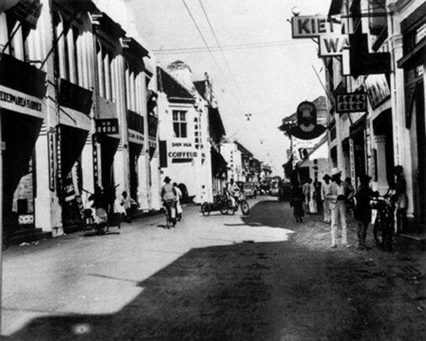Kembang Jepun, Surabaya - 1930