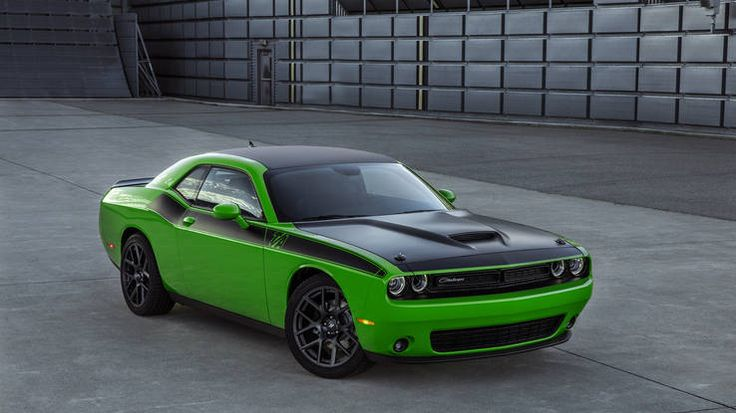 2017 Dodge Challenger T/A And Charger Daytona Debut Photo