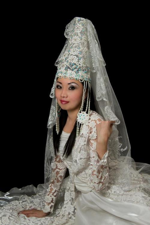 #Kazakh #wedding #dresses