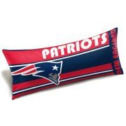 "NFL New England Patriots ""Seal"" Body Pillow"