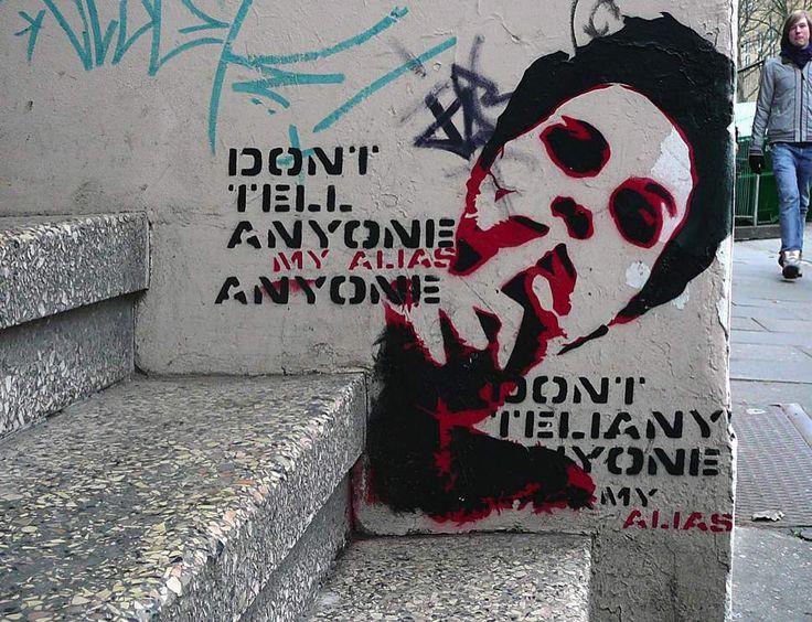 1013 best Street Art - Urban Art images on Pinterest | Street art ...