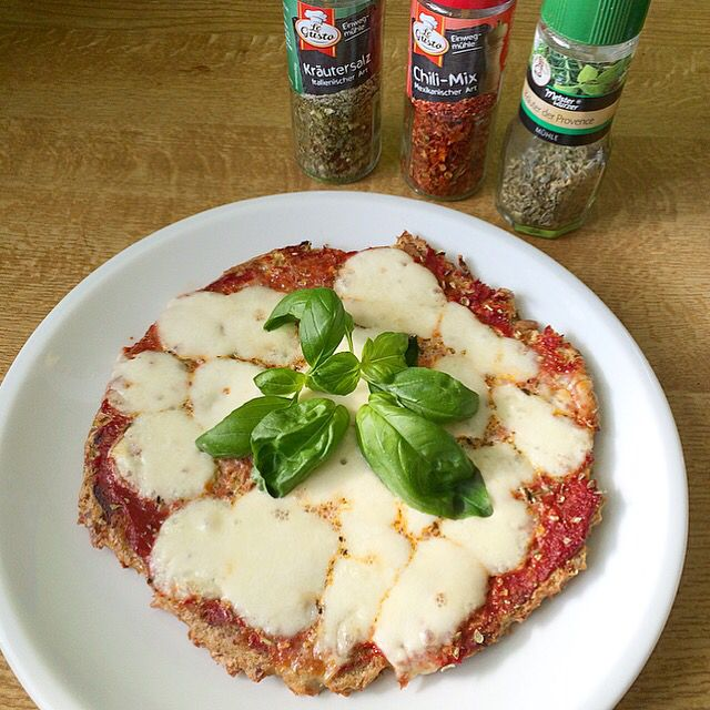 Thunfischboden Pizza