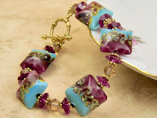 1000 images about jewelry made with grace lampwork beads