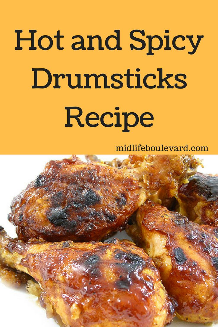 Hf ideas parrillas y asados - A Hot Spicy Drumstick Recipe That S Also Skinny Weight Watcher Points Included In This