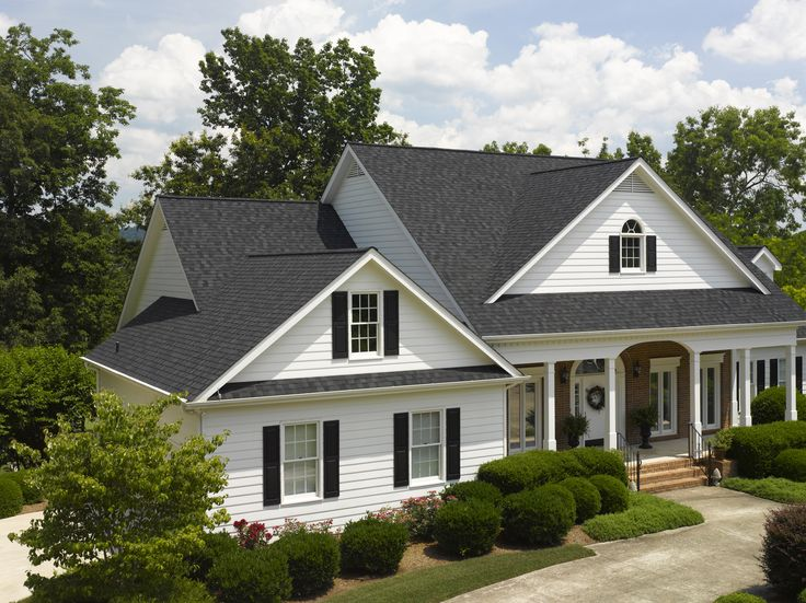 Best Landmark Charcoal Black Roof Shingle Colors Shingle 400 x 300