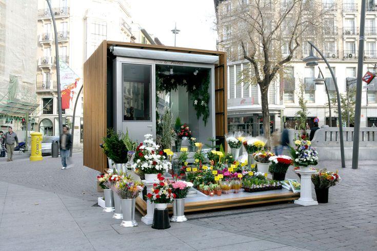 Puestos de Flores | Lucas Galan