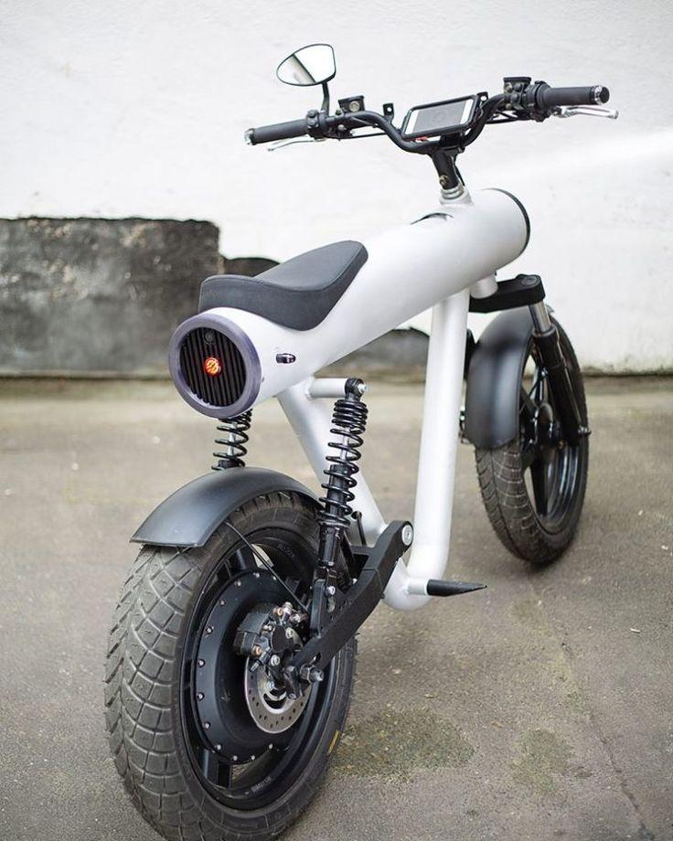 electric motorcycle pocket rocket