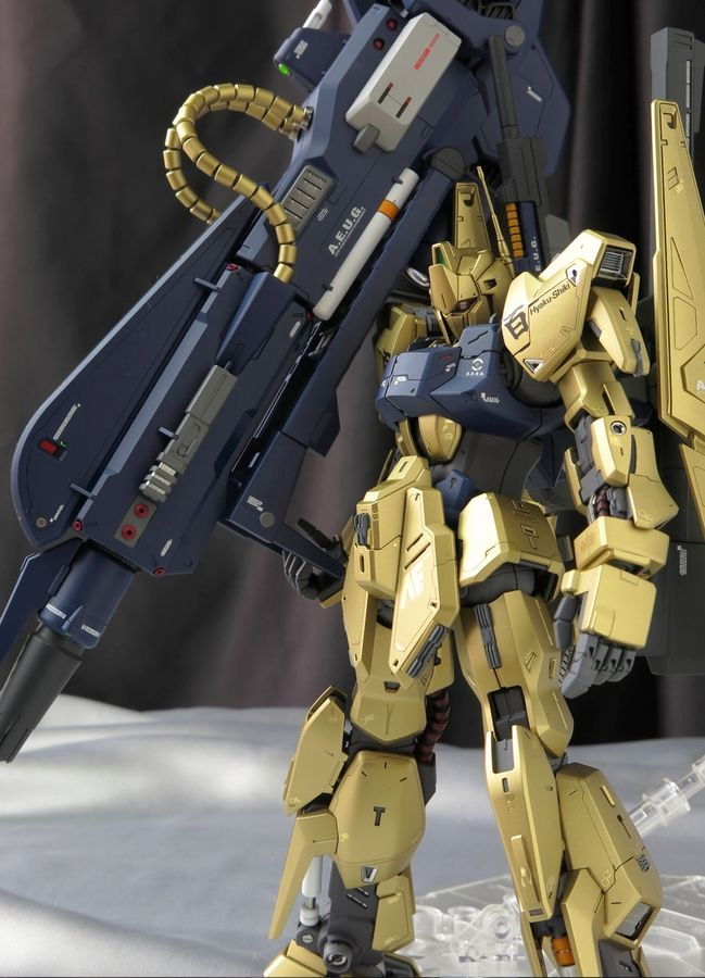 Custom Build: MG 1/100 Hyaku Shiki Ver. 2.0 + Mega Bazooka Launcher - Gundam Kits Collection News and Reviews