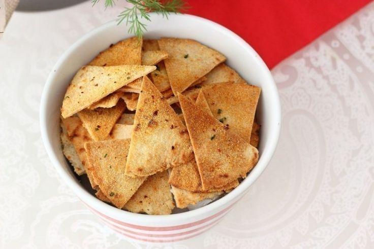nachos caseros y saludables