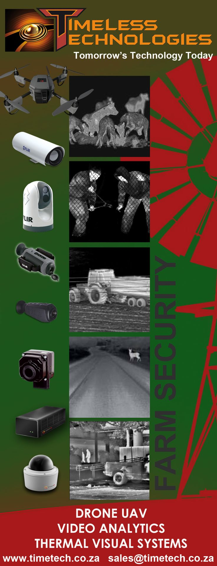 Various solutions for the Farming industry