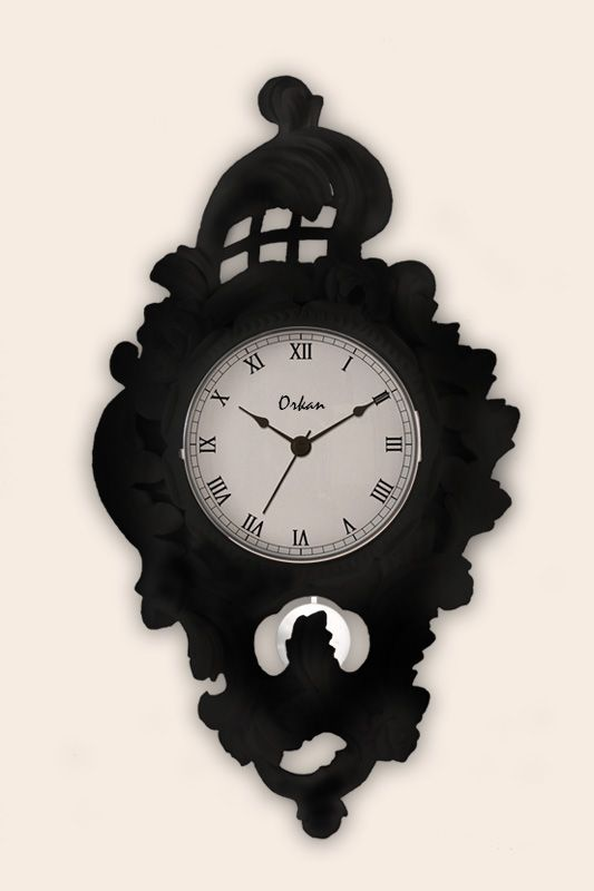 Pre-Order Orkan Clocks Black. www.orkan-clocks.com