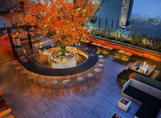 SKY Bar - Heron Tower, London