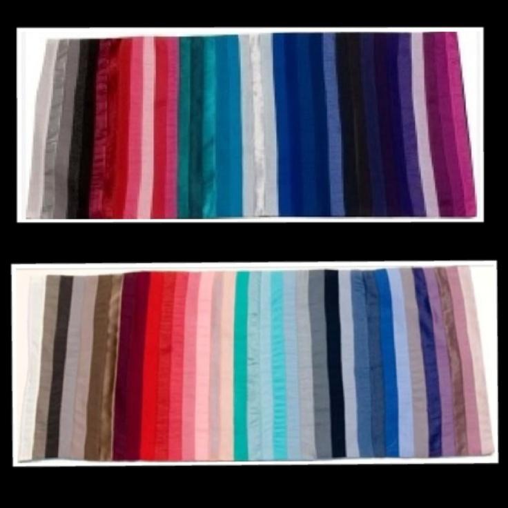 paletas de colores llamadas: Invierno y Verano