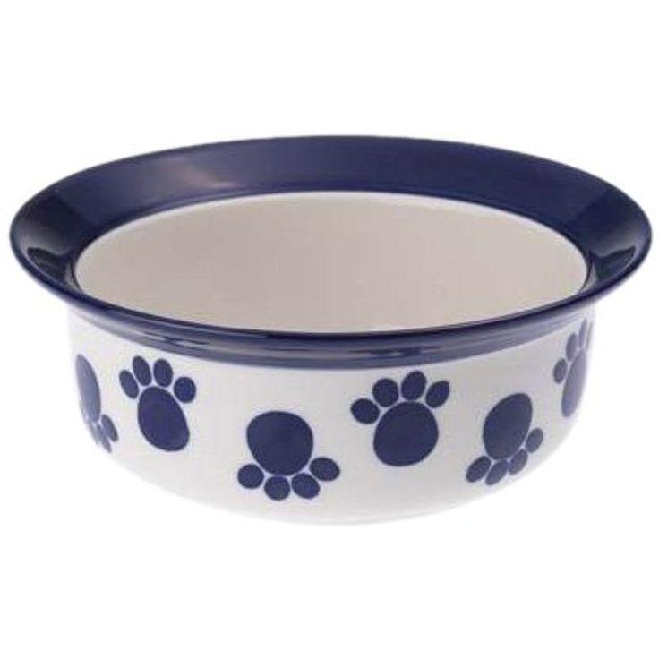 Cat Paws Around Food Dish