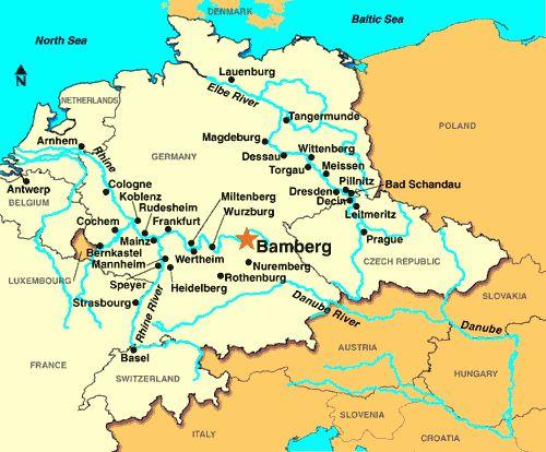 map of bamberg germany maps of bamberg gisela miller
