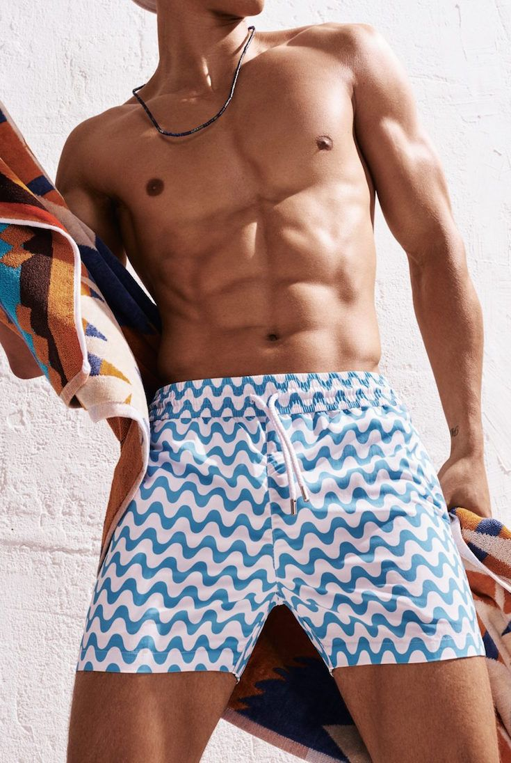 Men's Chic Swimwear for Summer 2017
