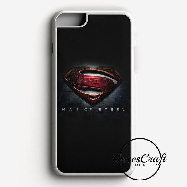 Man Of Steel Superman 2013 iPhone 7 Plus Case   casescraft