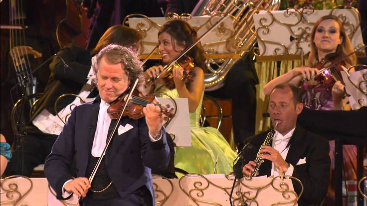 "For concert dates and tickets visit: http://www.andrerieu.com André Rieu & the Johann Strauss Orchestra performing ""Carnaval de Venise"" in Mainau. http://www..."