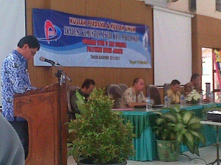 OmahTENUN: Launching AKN Kota Pekalongan