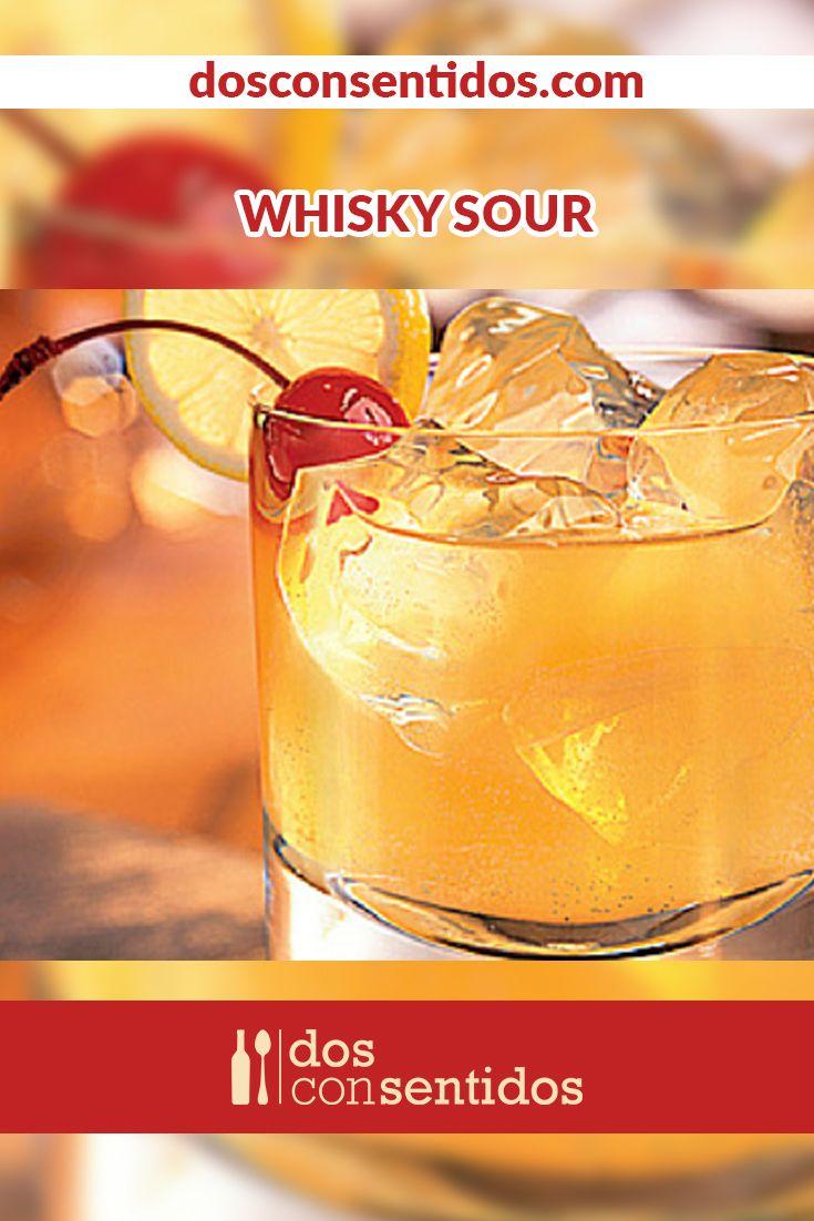 El Whiskey Sour es un delicioso coctel, de un sabor amargo/ácido, debido a sus ingredientes principales: el whiskey, el limón y la azúcar. El periódico peruano ¨El Comercio de Iquique¨, saco una nota, entre los años 1874 y 1875, diciendo que este cóctel lo habría creado un barman ingles, llamado Elliot Stubb, el cual residía en Iquique, Chile.