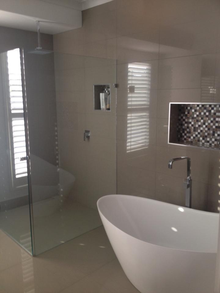 Acreage property, Bribie Island - Ensuite bathroom