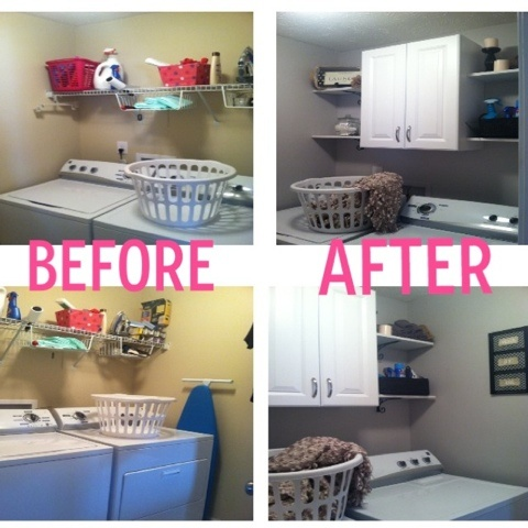 68 best Laundry Room Makeovers images on Pinterest Laundry room