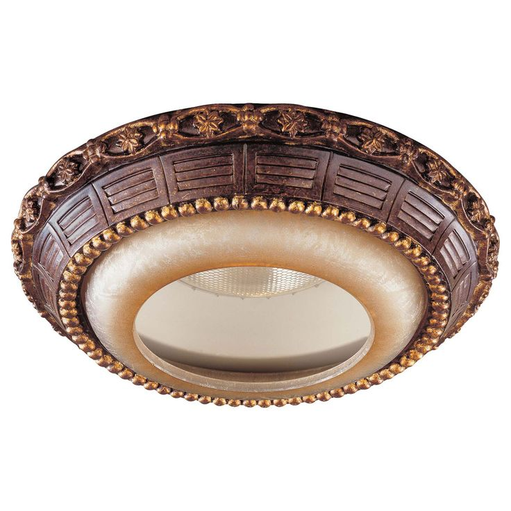 Illuminati Bronze 6 Inch Recessed Trim Minka Lavery Low Voltage Trims Recessed Lighting Ce