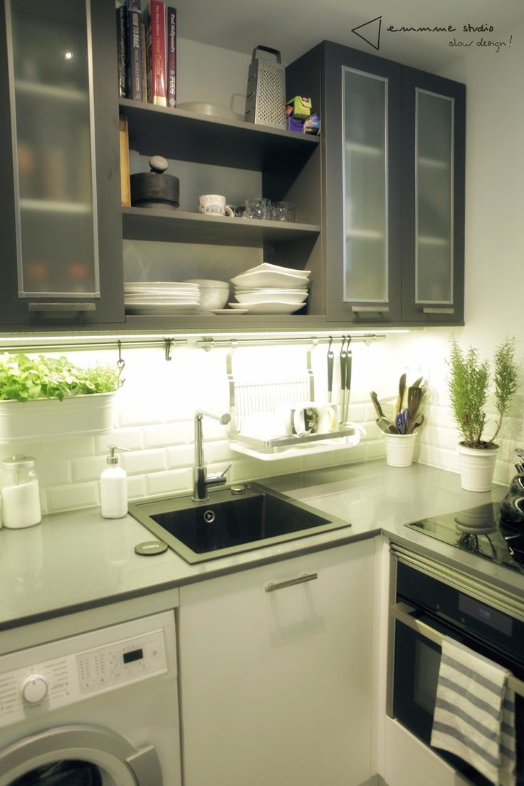Mejores 12 imágenes de cocinas en Pinterest   Cocina pequeña ...