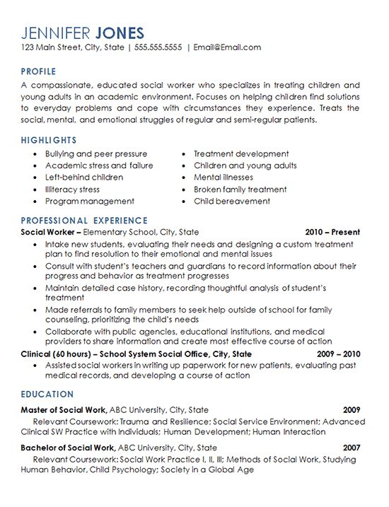 10 best resume images on Pinterest Resume examples, Cover letter - government resumes examples