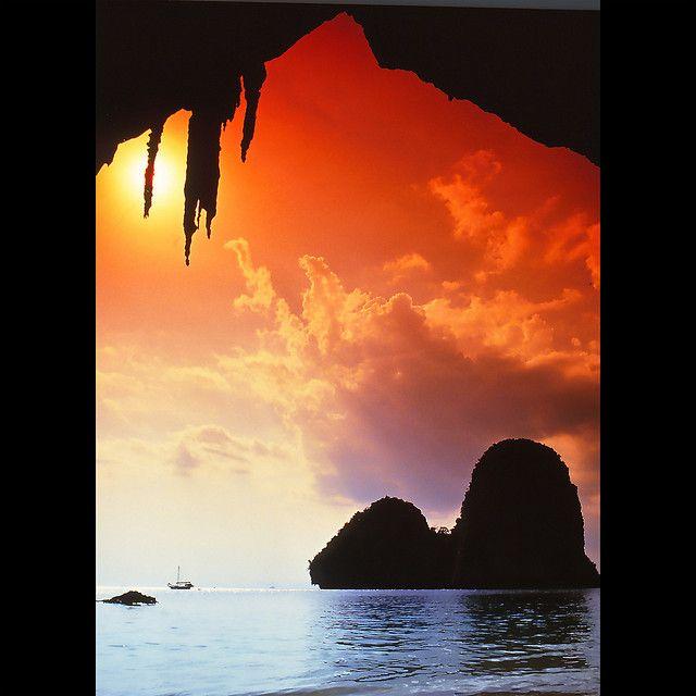 Princess Cave .. Krabi.. Thailand #Thailand