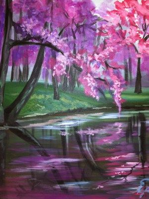 17 best images about painting water lakes ocean