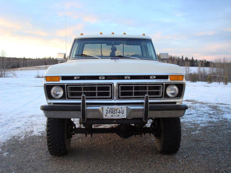Big Lifted Ford Trucks 1976 Ford Ranger Regular Cab