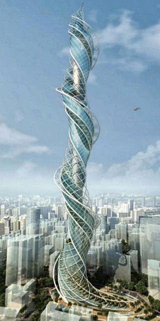15 bâtiments étranges que vous aimeriez voir | Incroyable Photos