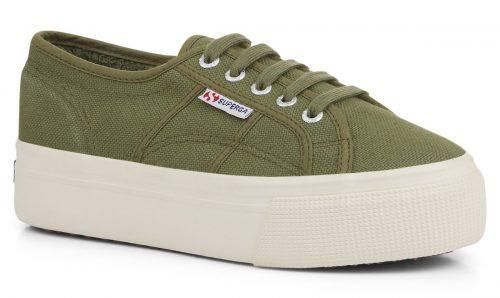 SUPERGA - 2790 Linea Up And Down - Green Capulet Olive