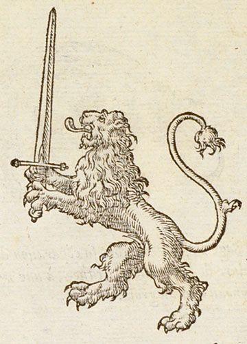Pictura of Paradin, Claude: Devises heroïques (1557): Celsa potestatis species.