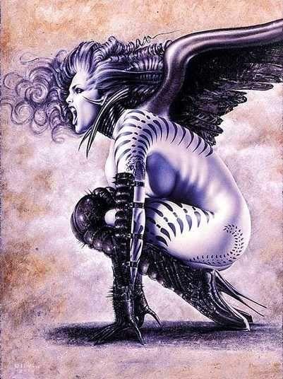 Banshee Creature | Banshee - Créatures Maléfiques - Ayaluna - Photos - Club Ados.fr