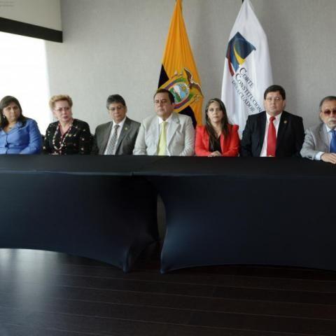 Así lo resolvió este viernes el pleno de la Corte Constitucional en Guayaquil.