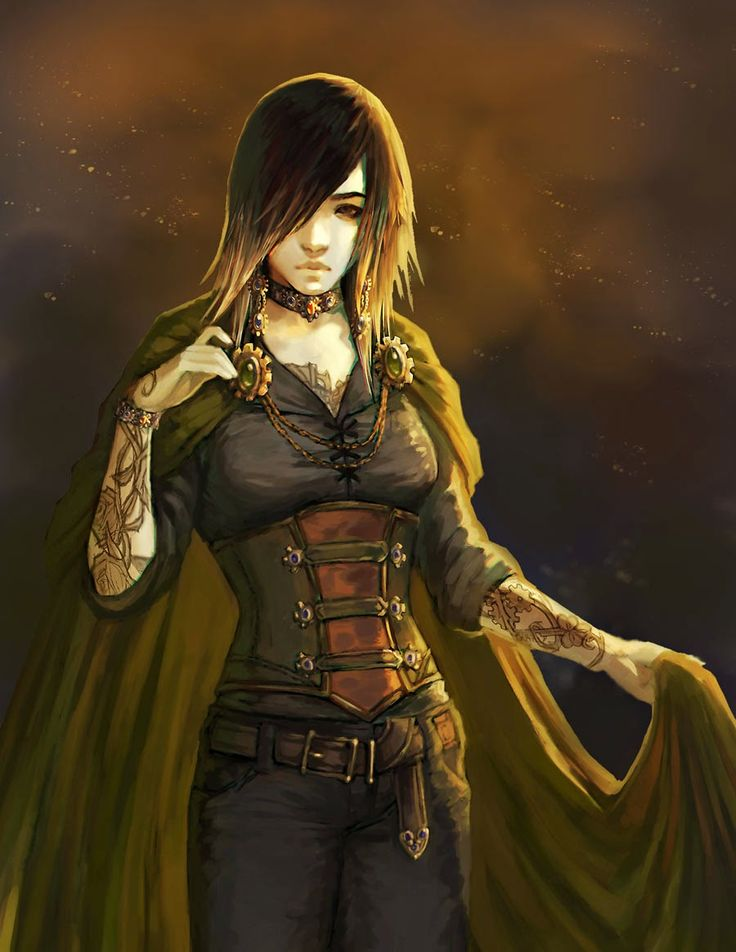 Pearl Hicks from the cover artwork for Cultwick: The Wretched Dead