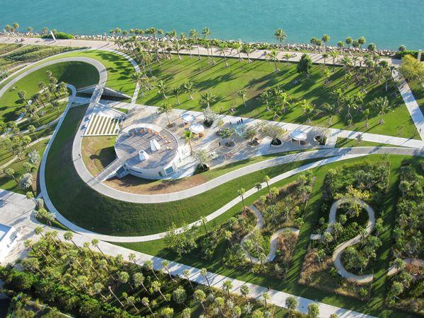 South Pointe Park Miami Beach Photos