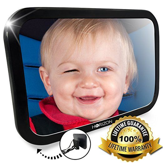 New Baby Car Mirror Helping Parents To Keep Children Safe On The Road