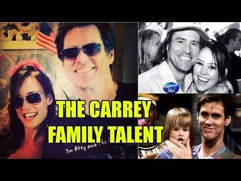 The Carrey Family Talent - Jim Carrey, Rita Carrey And Jane Carrey  JIM ...