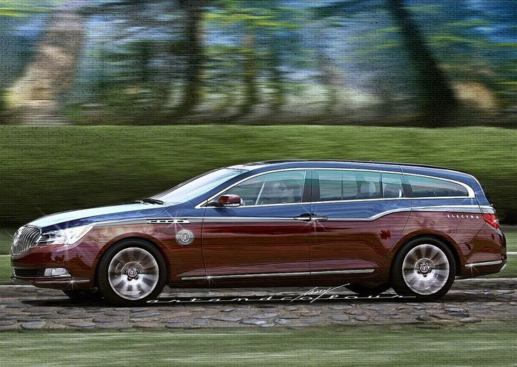 cadillac station wagon 2015 | 2015 Buick Electra Estate Wagon